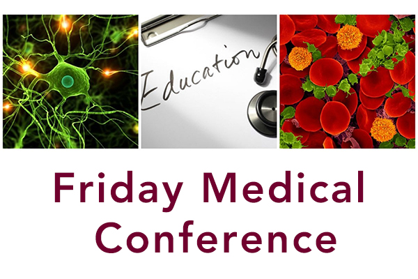 friday medical conference